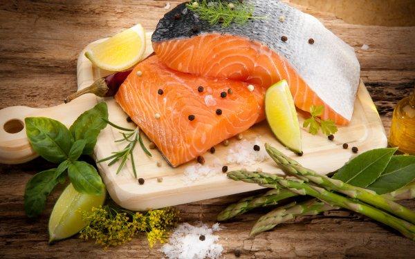 Alimento Pescado Marisco Bodegón Salmon Fondo de pantalla HD   Fondo de Escritorio