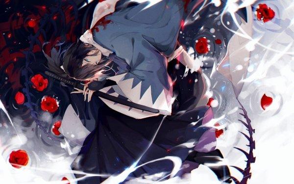 Anime Touken Ranbu Yamato no Kami Yasusada HD Wallpaper   Background Image