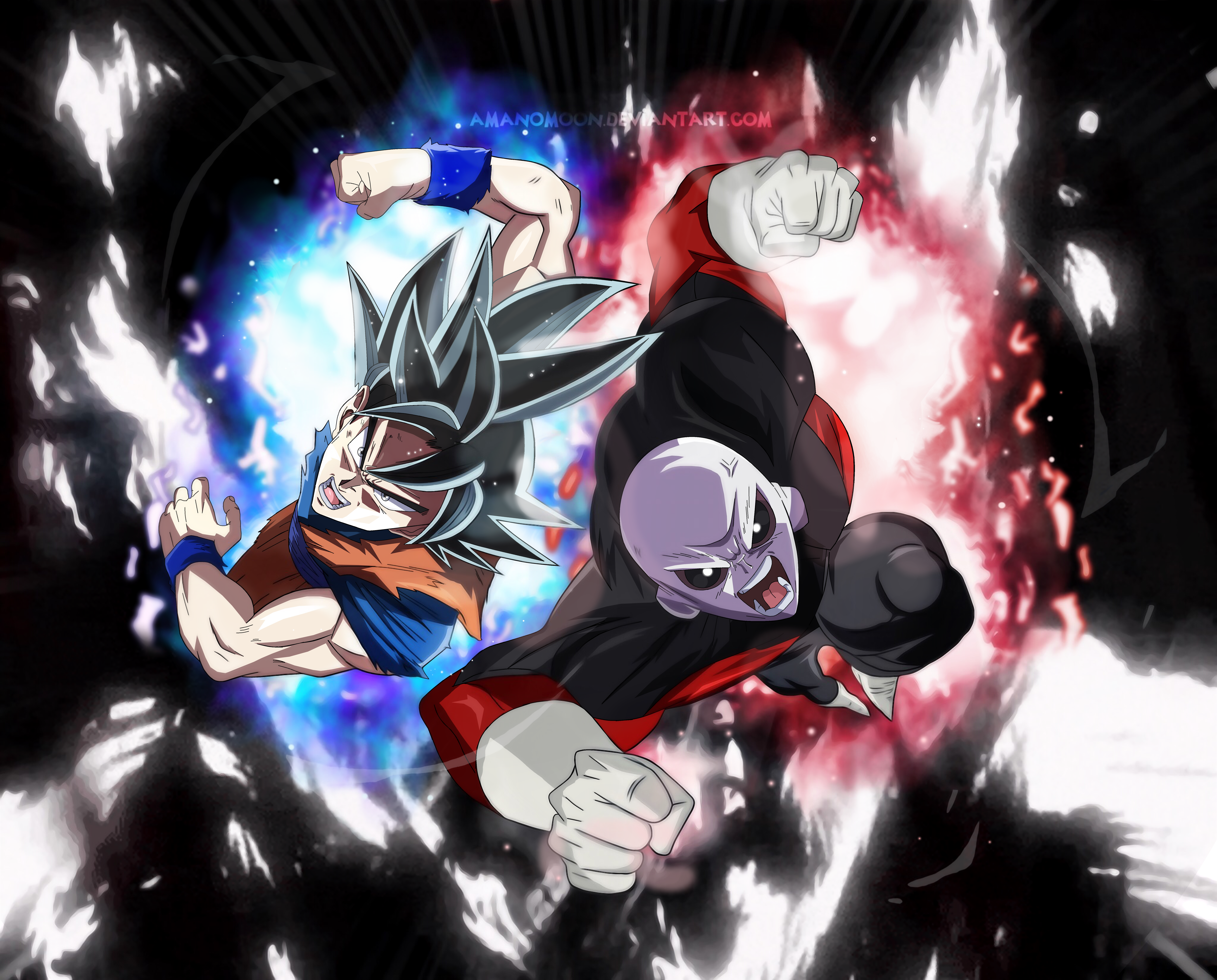 Dragon Ball Super 8k Ultra Hd Wallpaper Background Image