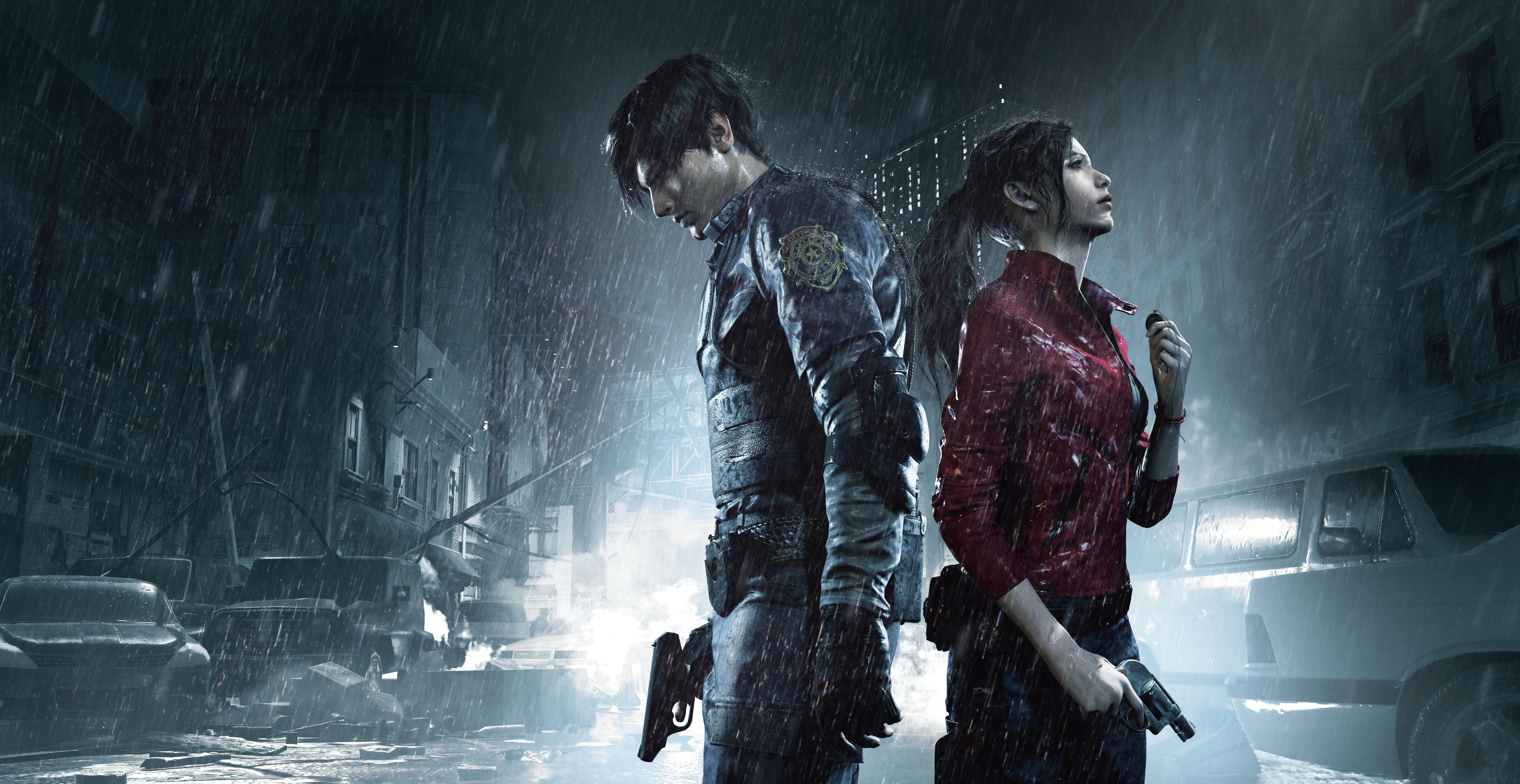 Resident Evil 2 (2019)...