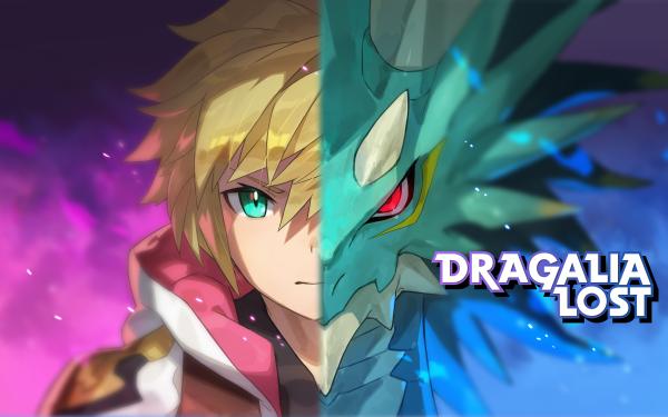 Video Game Dragalia Lost Euden Midgardsormr HD Wallpaper | Background Image