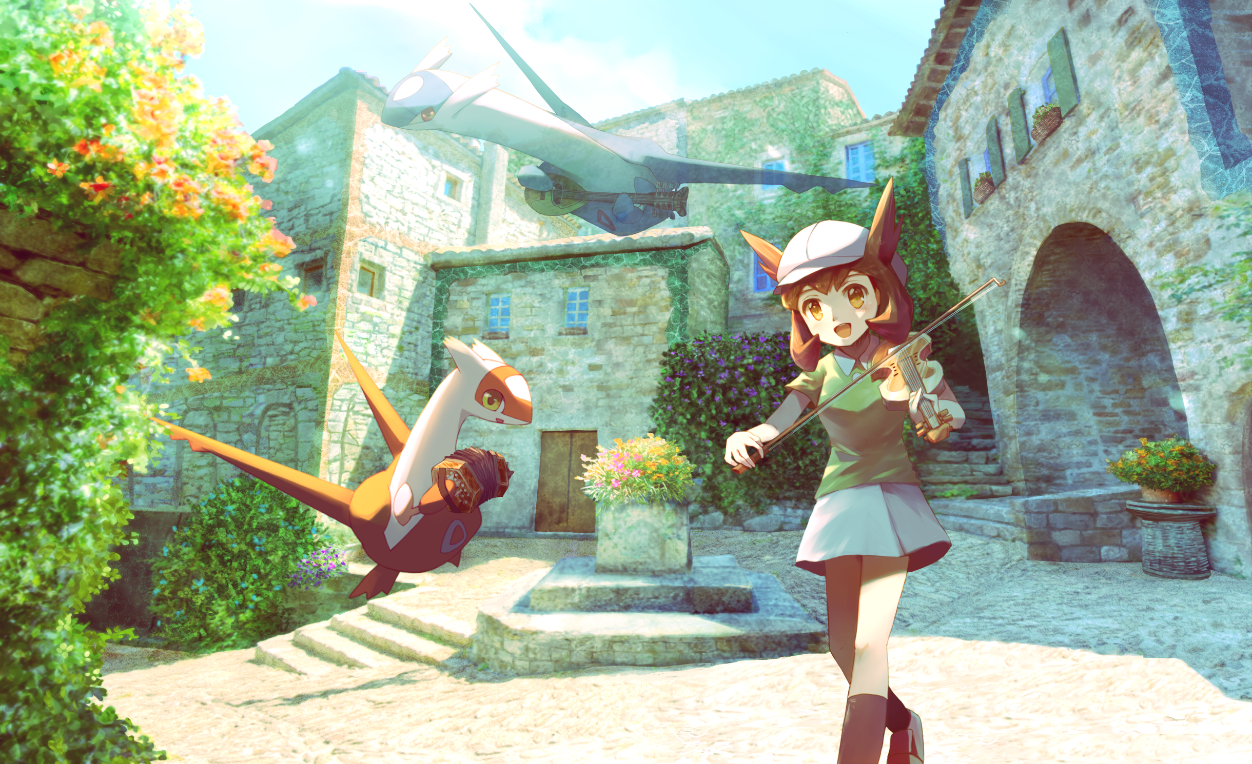 Bianca Pokemon Heroes
