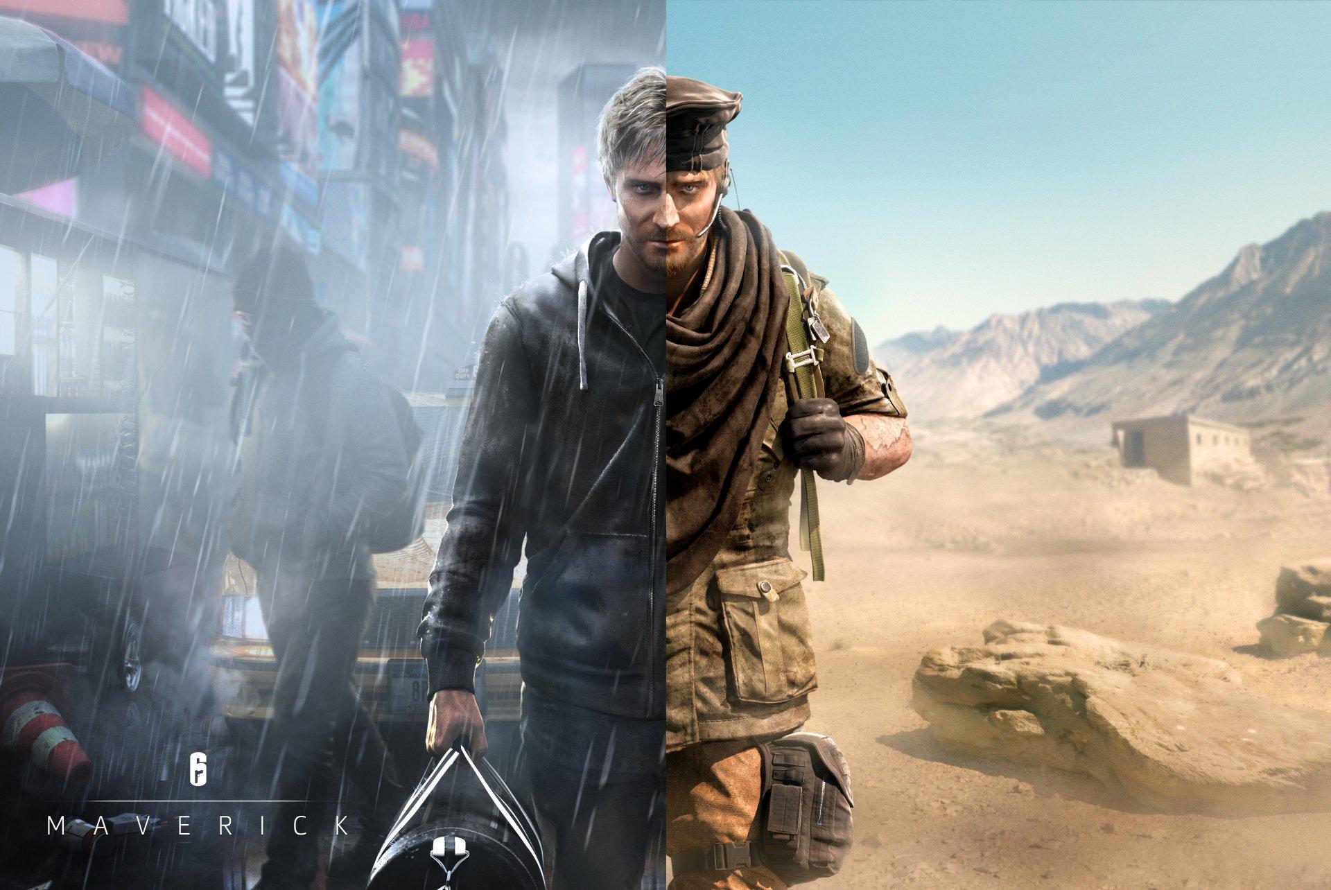 11 Maverick (Tom Clancy's Rainbow Six: Siege) HD Wallpapers ...