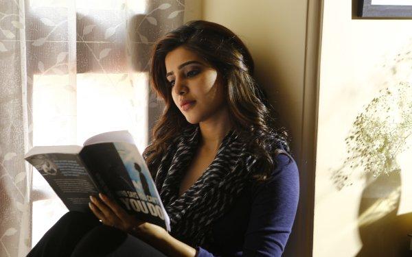 Celebrity Samantha Akkineni Actresses India HD Wallpaper | Background Image