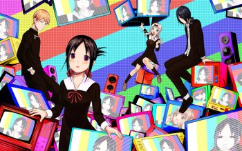 141 Kaguya Sama Love Is War Hd Wallpapers Background Images