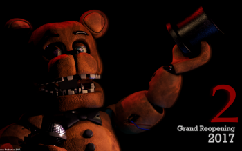 114 Five Nights At Freddy's 2 HD Wallpapers | Background