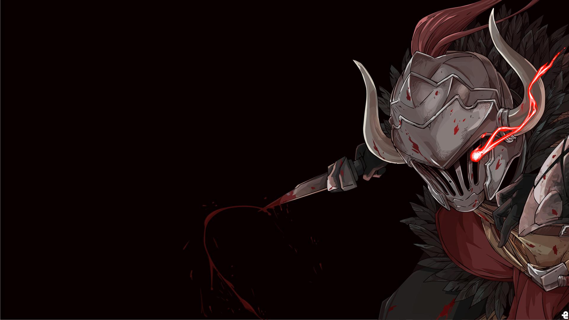 Goblin Slayer Hd Wallpaper Background Image 1920x1080