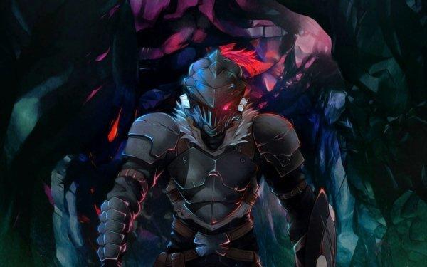 Anime Goblin Slayer Armor Helmet Shield HD Wallpaper | Background Image