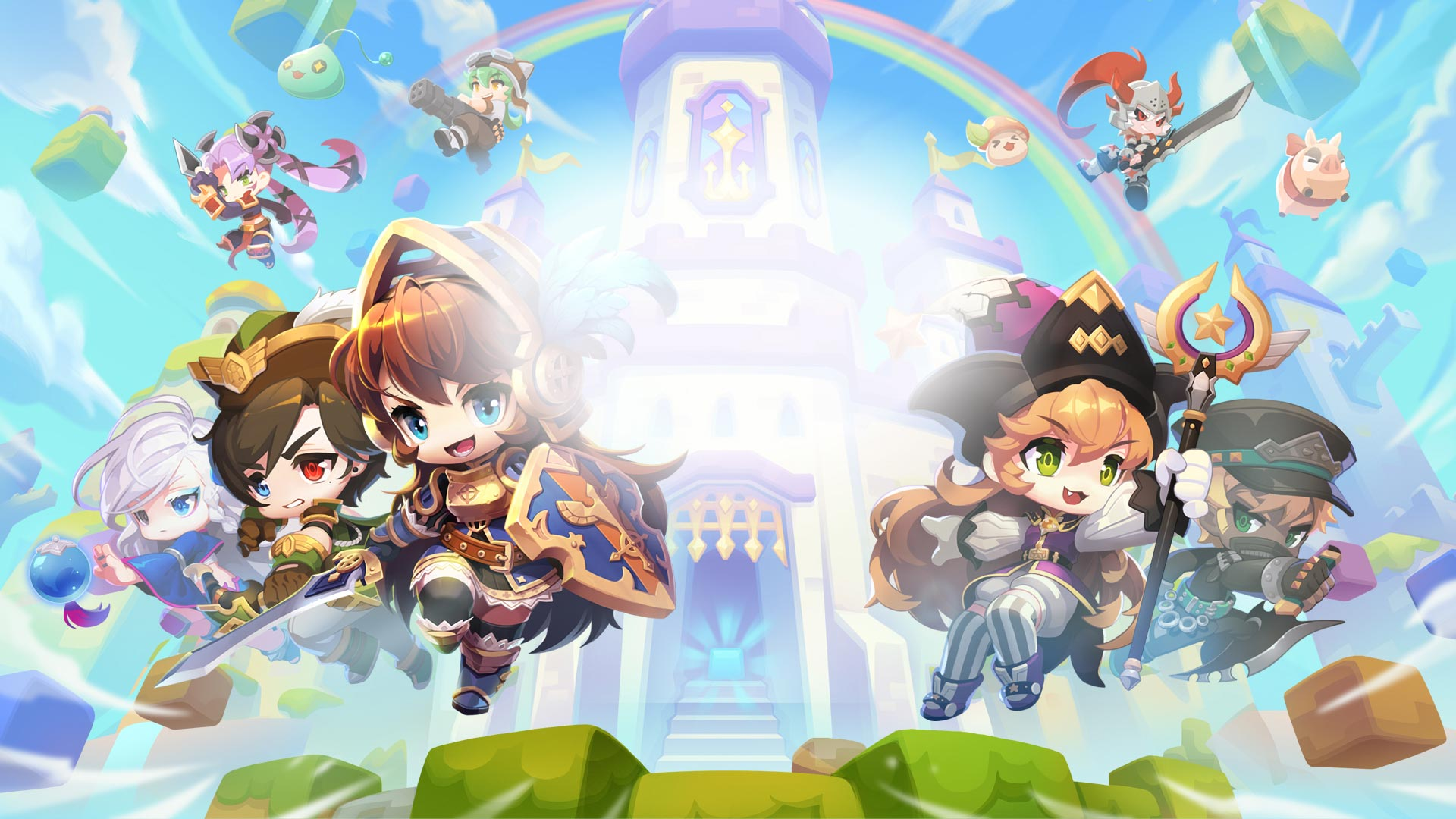 Maplestory 2 Hd Wallpaper Background Image 19x1080 Id 9534 Wallpaper Abyss