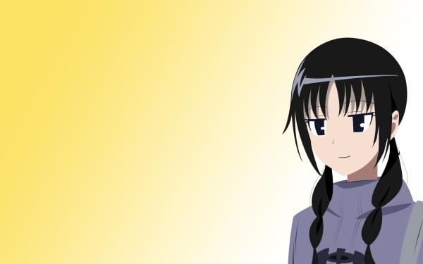 Anime Seitokai Yakuindomo Uomi Chihiro HD Wallpaper | Background Image