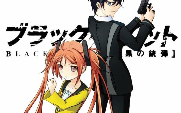 Anime Black Bullet Rentaro Satomi Enju Aihara HD Wallpaper | Background Image