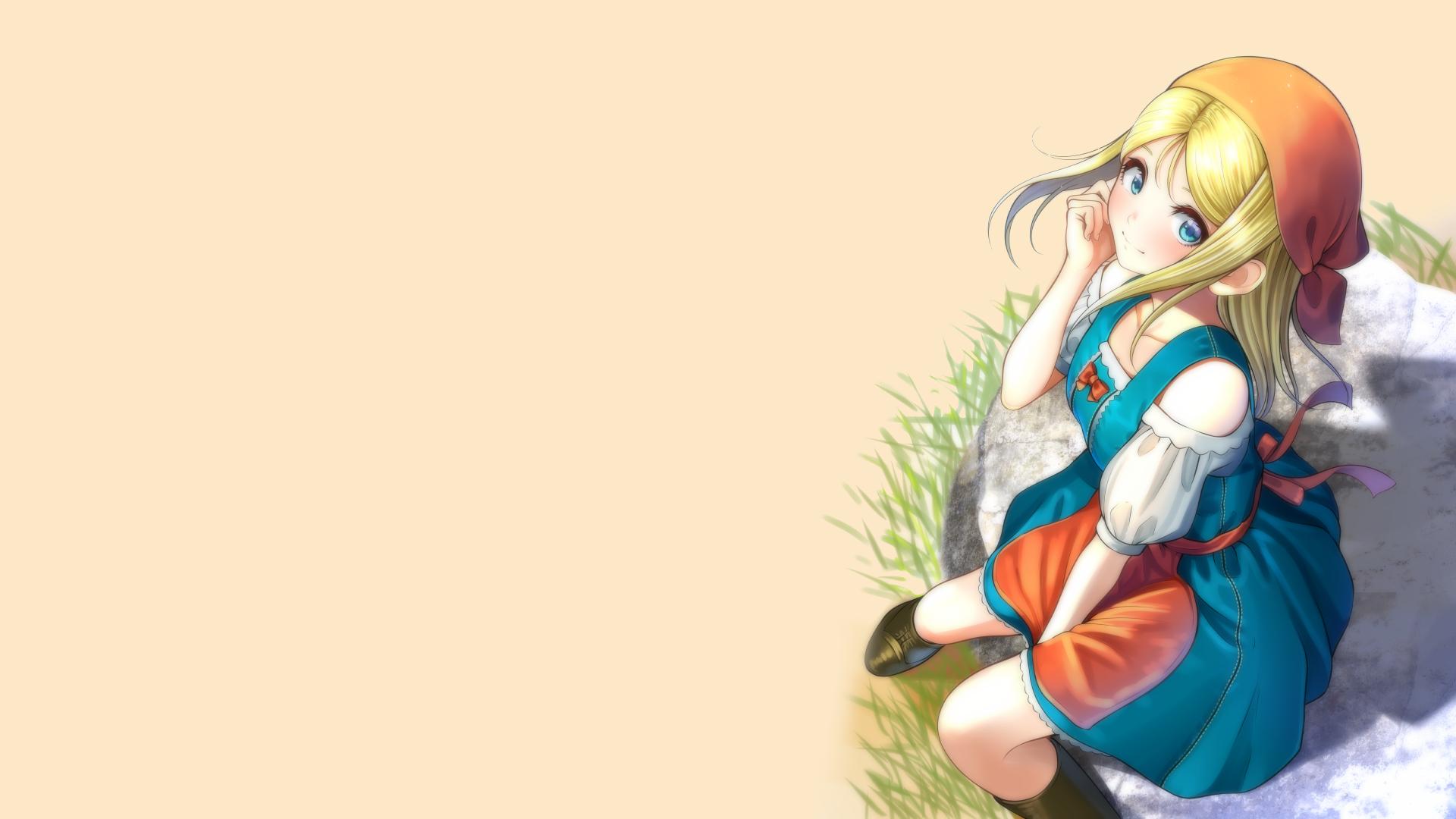Dragon Quest Xi Hd Wallpaper Background Image 1920x1080 Id