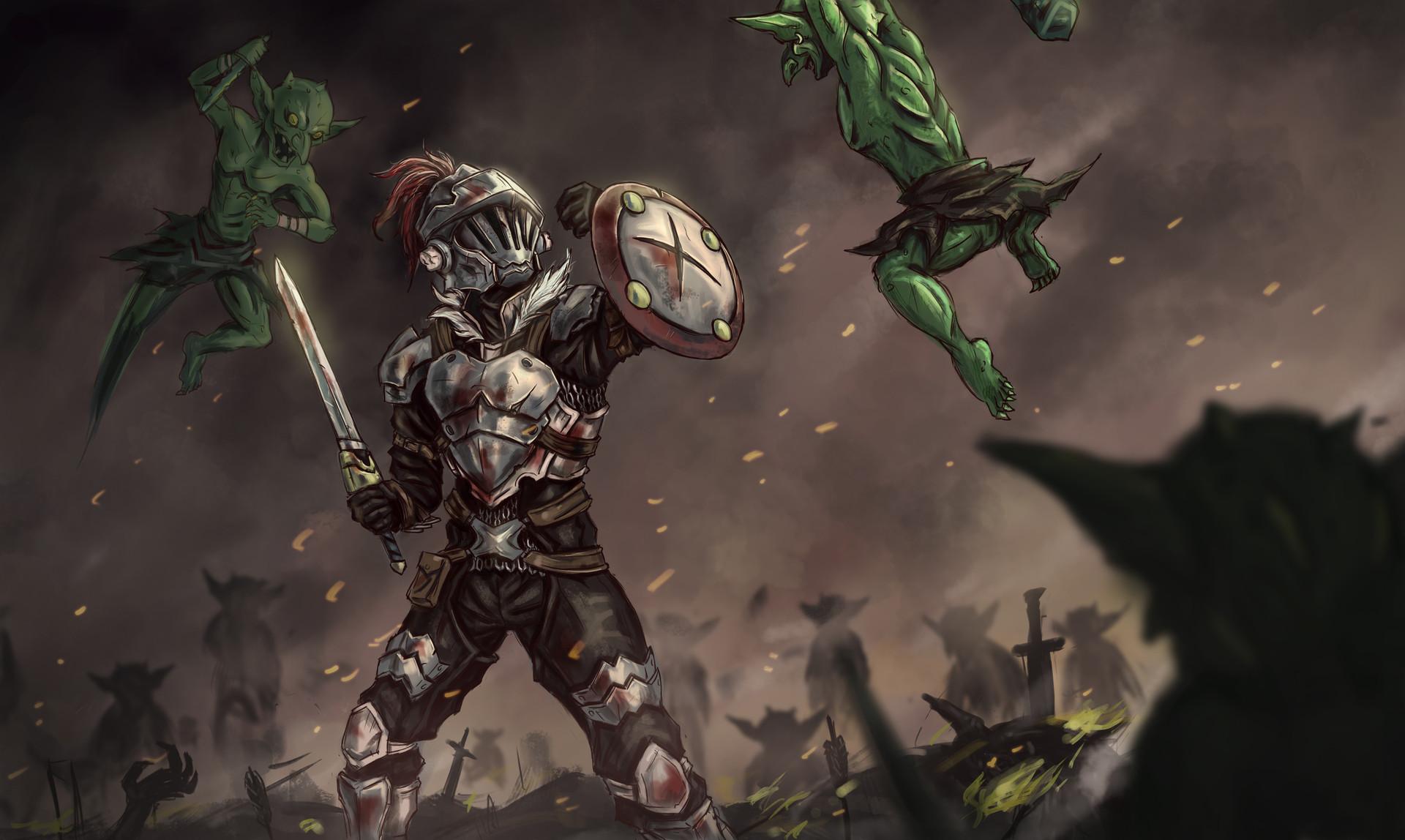 Goblin Slayer HD Wallpaper | Background Image | 1920x1148 ...