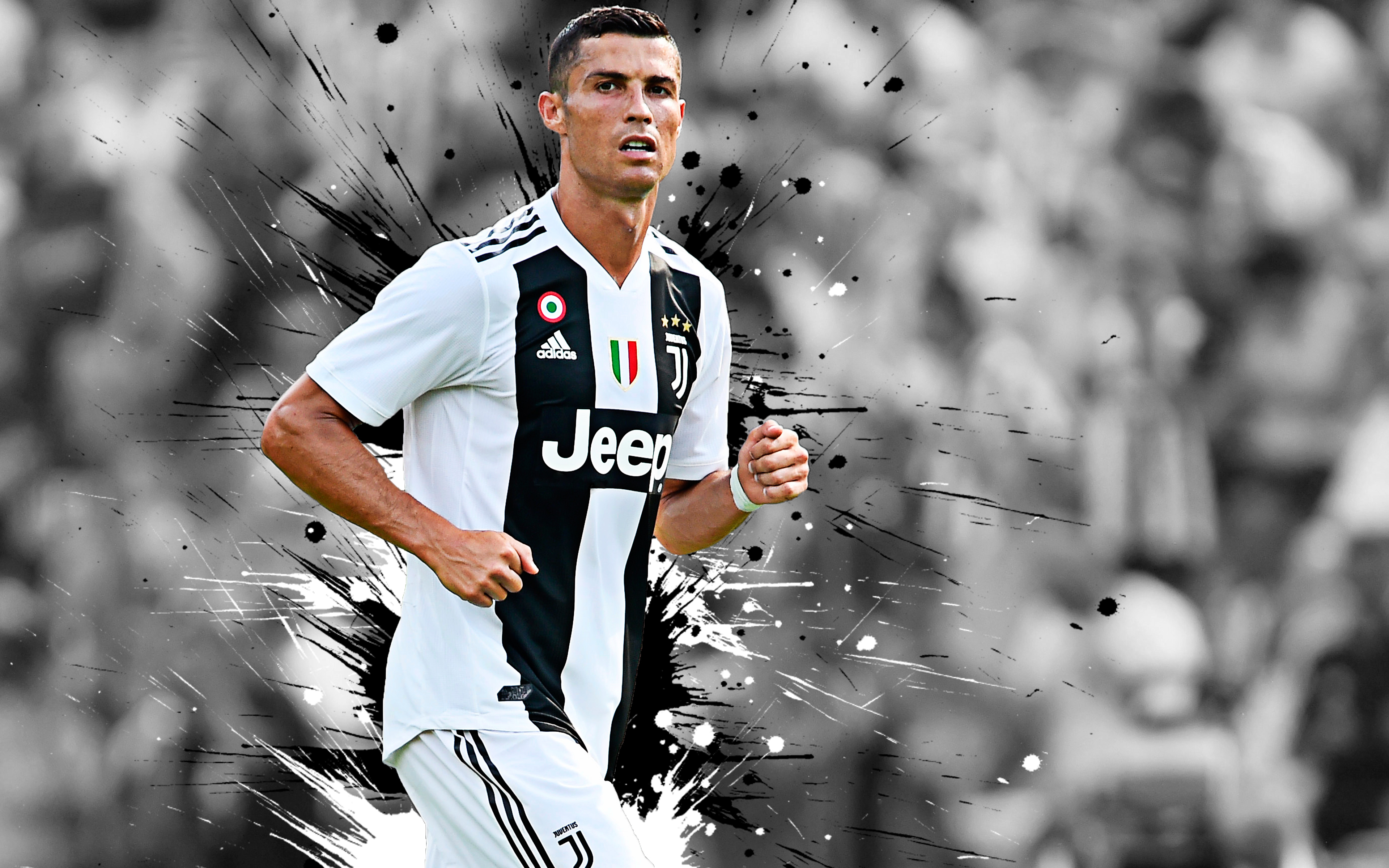 Cristiano Ronaldo - Juventus 4k Ultra HD Wallpaper ...