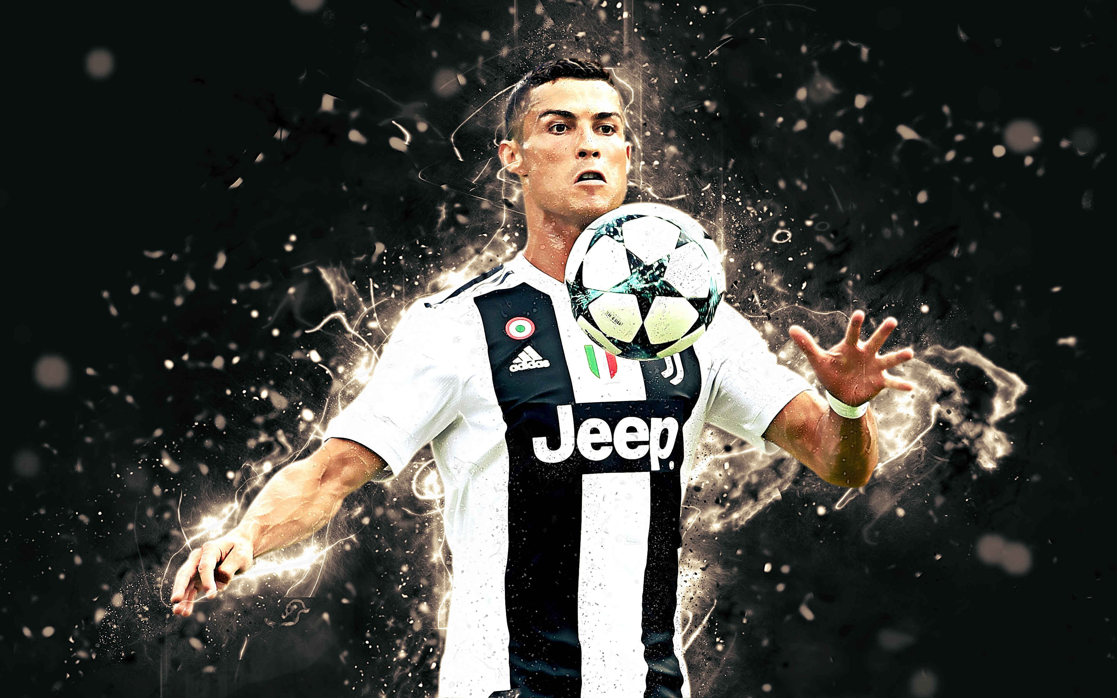Cristiano Ronaldo Juventus 4k Ultra Hd Wallpaper Background Image 3840x2400 Id 961851 Wallpaper Abyss