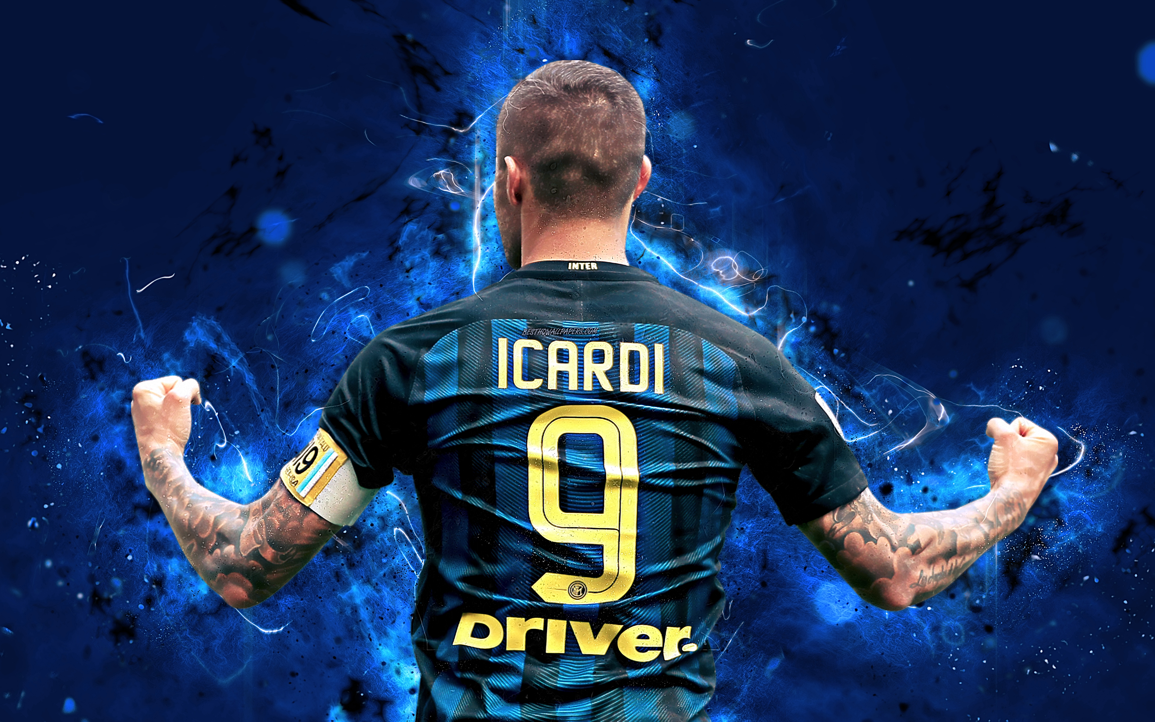 Mauro icardi inter 4k ultra hd wallpaper sfondi for Sfondi inter hd