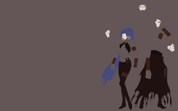 Anime Fate/Zero Fate Series Hassan-i Sabbah Assassin HD Wallpaper | Background Image