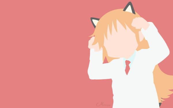 Anime Nichijō Hakase HD Wallpaper   Background Image