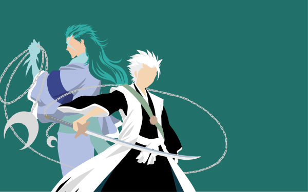 Anime Bleach Tōshirō Hitsugaya Hyorinmaru HD Wallpaper   Background Image