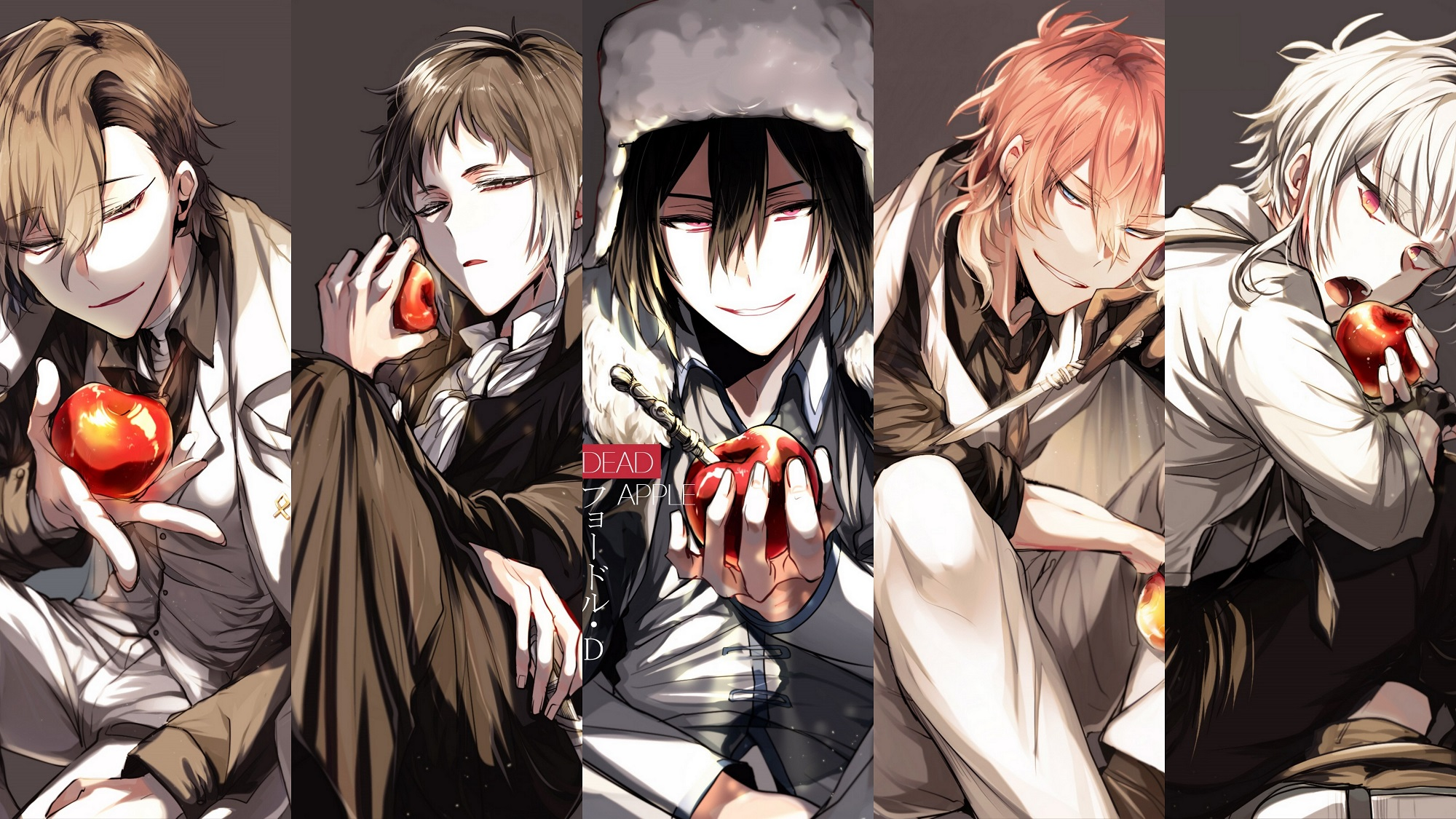 Bungou Stray Dogs Hd Wallpaper Background Image 2000x1125 Id