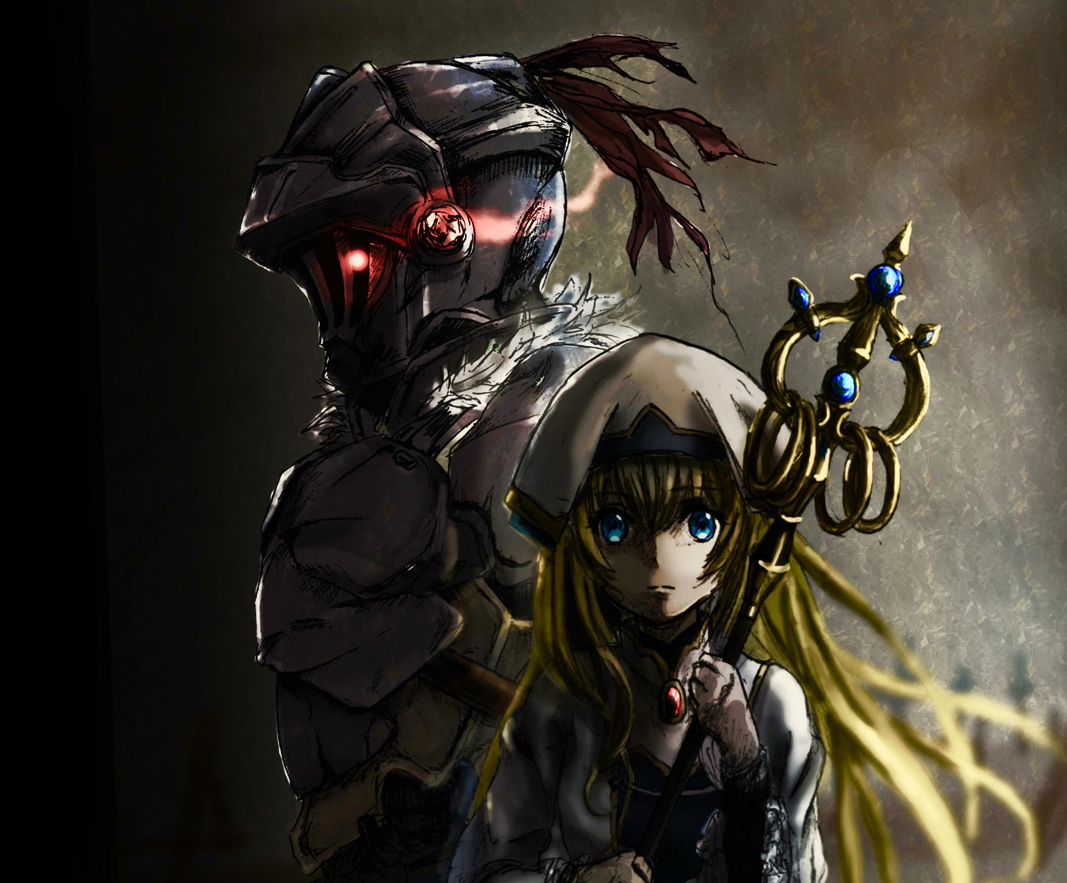 Goblin Slayer Hd Wallpaper Background Image 2187x1810 Id Images, Photos, Reviews