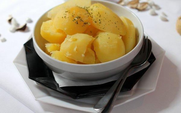 Food Potato HD Wallpaper | Background Image