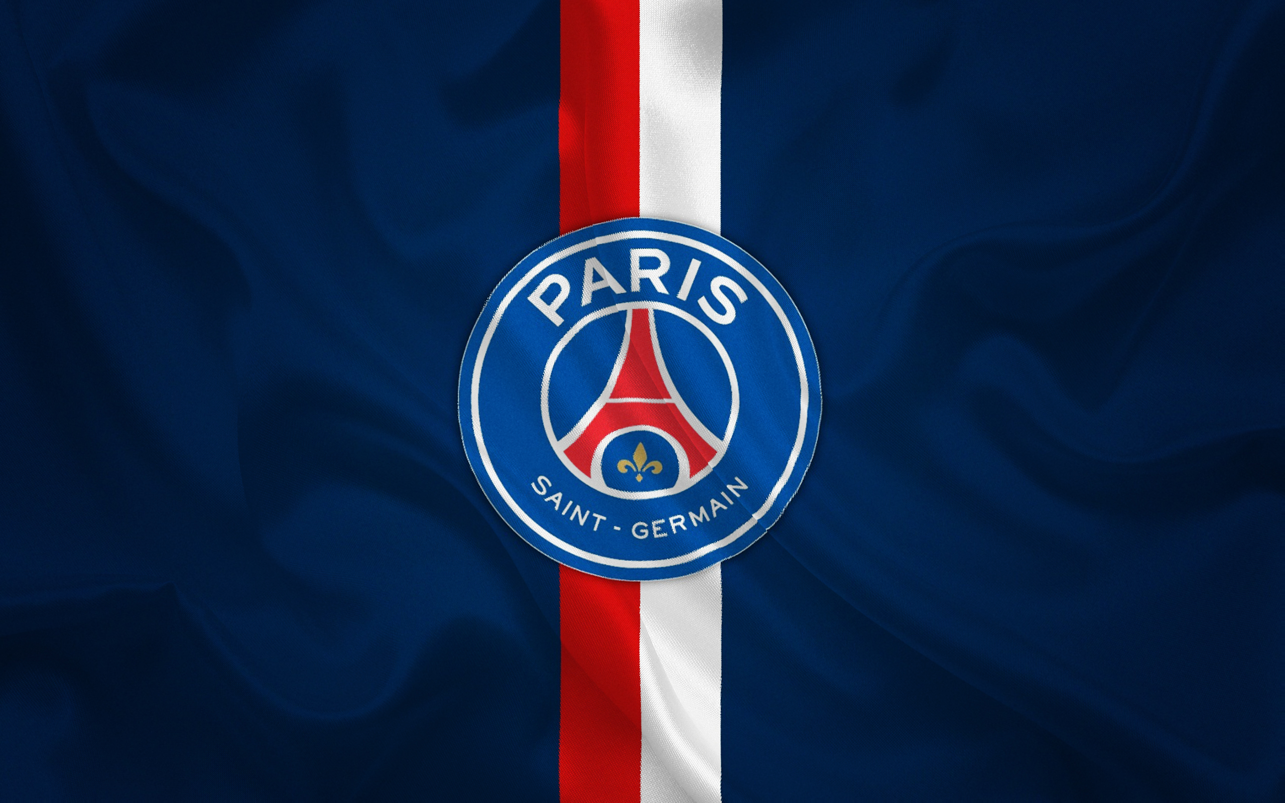 PSG Logo HD Wallpaper | Background Image | 2560x1600 | ID ...