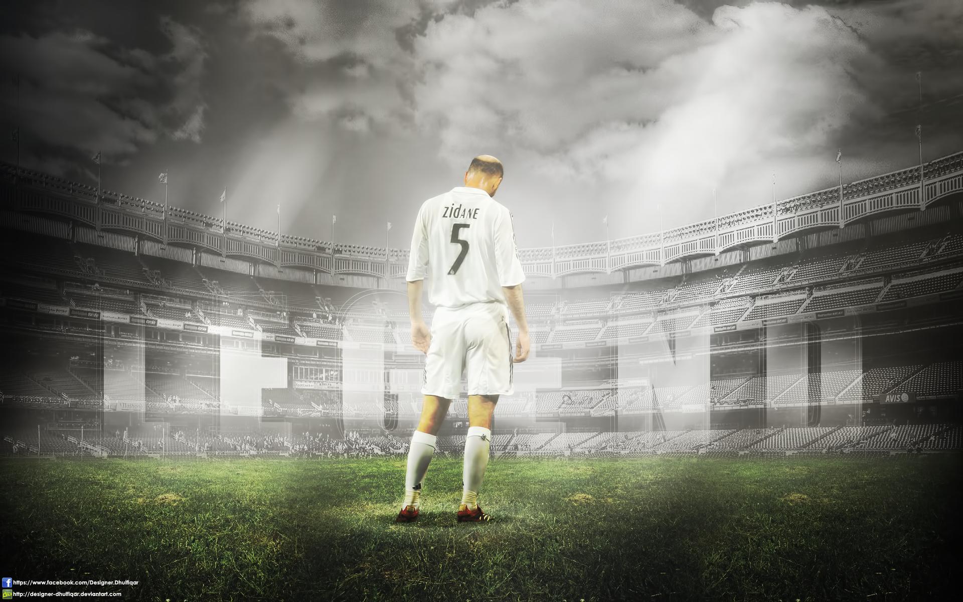 Zizou Real Madrid