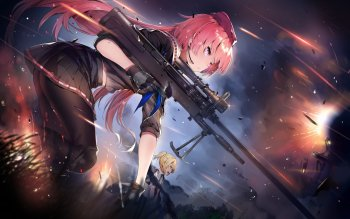 10 Welrod Mk Ii Girls Frontline Hd Wallpapers Background Images, Photos, Reviews