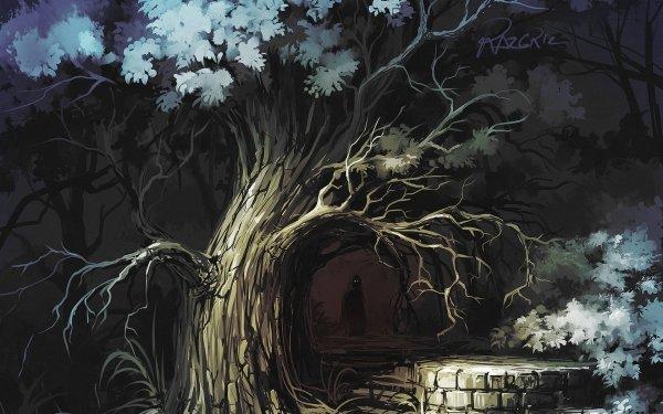 Dark Death HD Wallpaper | Background Image