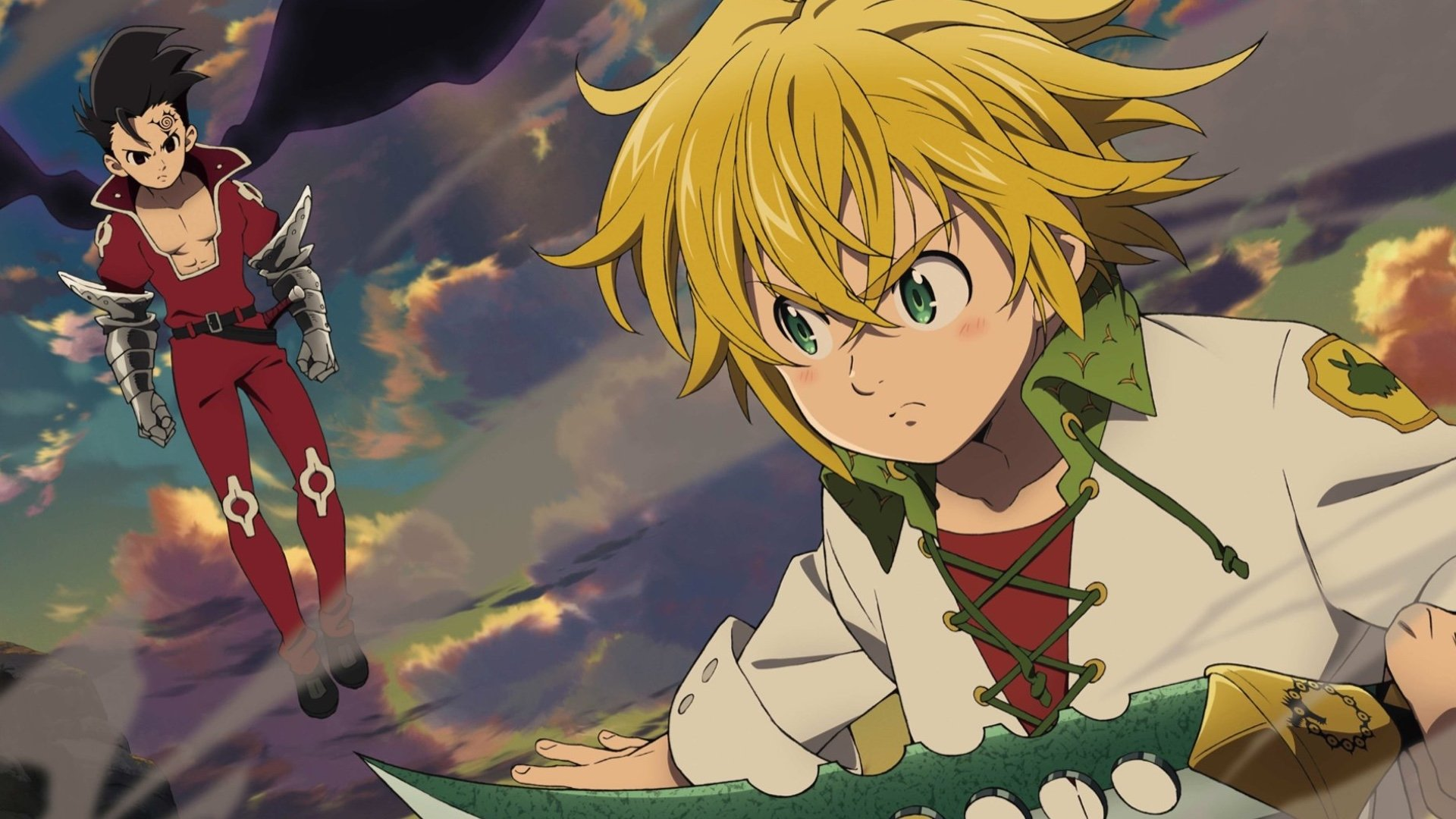 The Seven Deadly Sins Hd Wallpaper Background Image 1920x1080