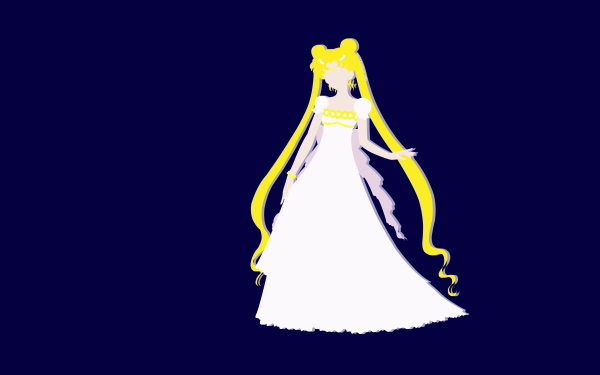 Anime Sailor Moon Princess Serenity HD Wallpaper | Background Image
