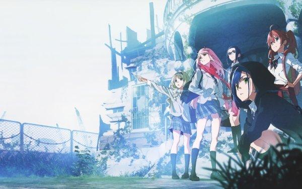 Anime Darling in the FranXX Zero Two Ichigo Kokoro Ikuno Miku HD Wallpaper | Background Image