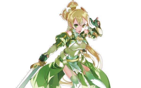 Anime Sword Art Online: Alicization Sword Art Online Leafa HD Wallpaper | Background Image