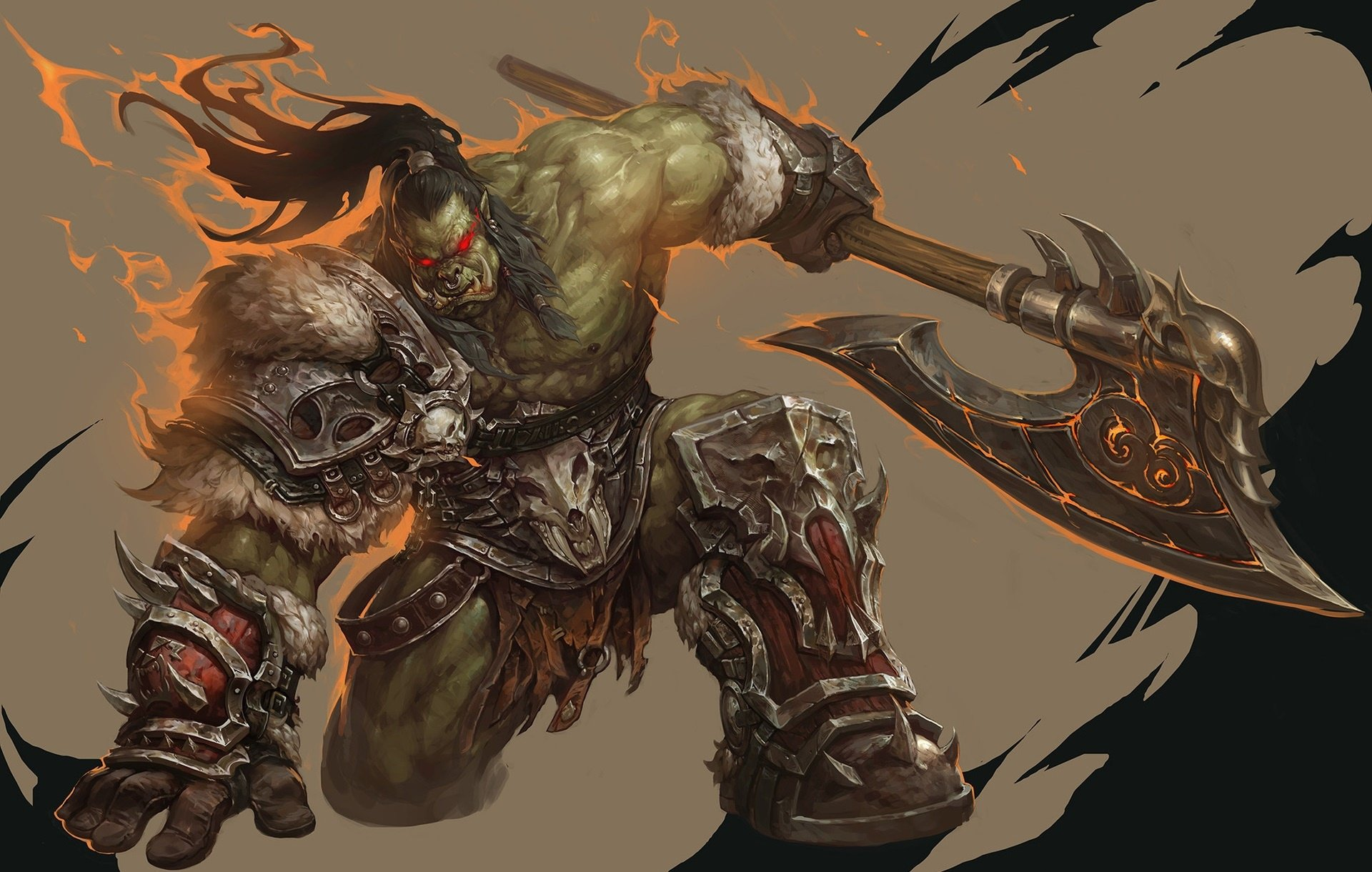 World Of Warcraft Hd Wallpaper Background Image 1920x1220 Id