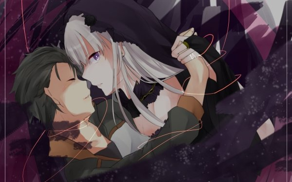 Anime Re:ZERO -Starting Life in Another World- Satella Subaru Natsuki HD Wallpaper | Background Image