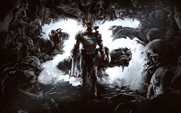 Video Game Doom HD Wallpaper | Background Image