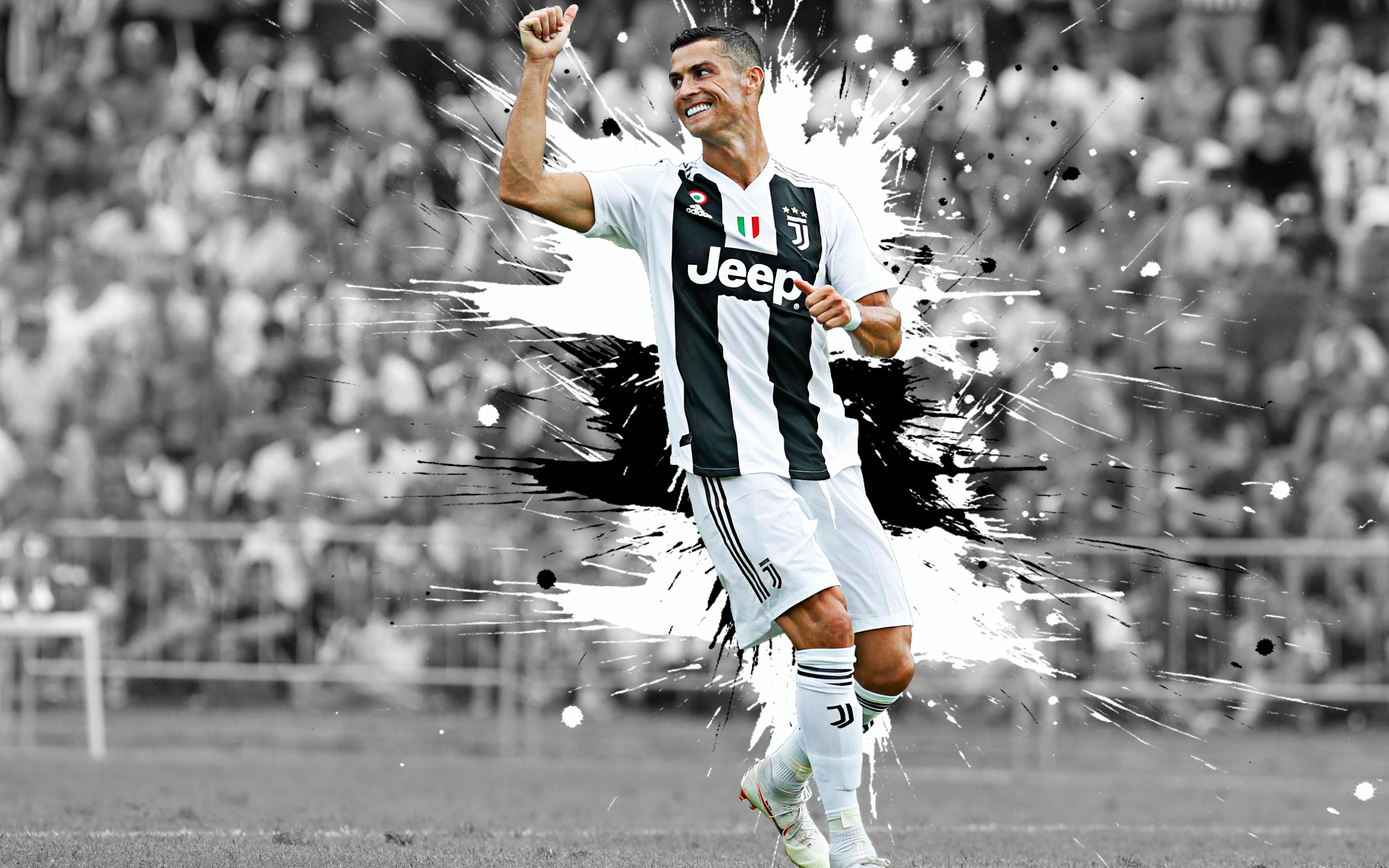 Cristiano Ronaldo Dos Santos Aveiro 4k Ultra Hd Wallpaper