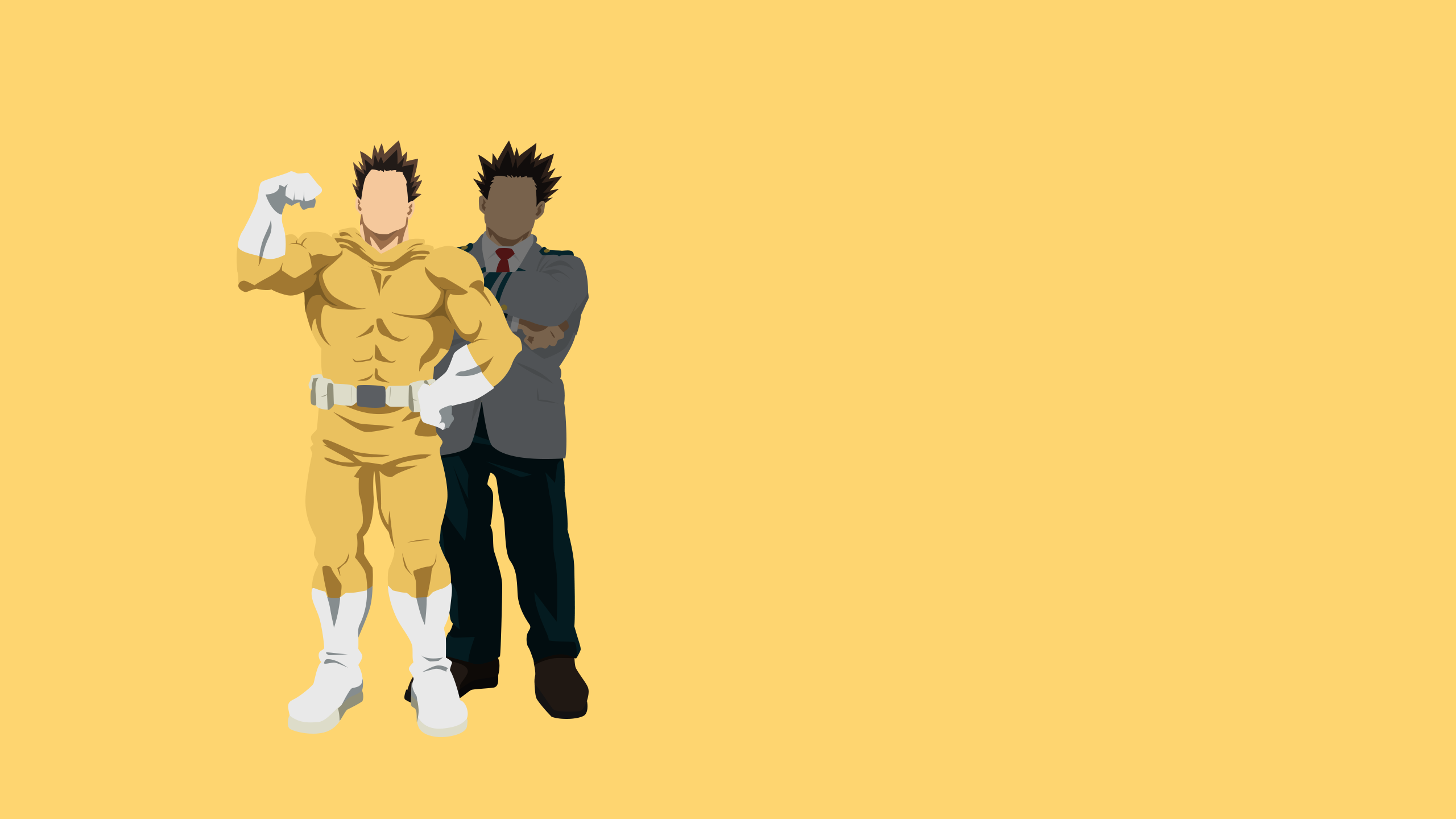 My Hero Academia Hd Wallpaper Background Image 2560x1440