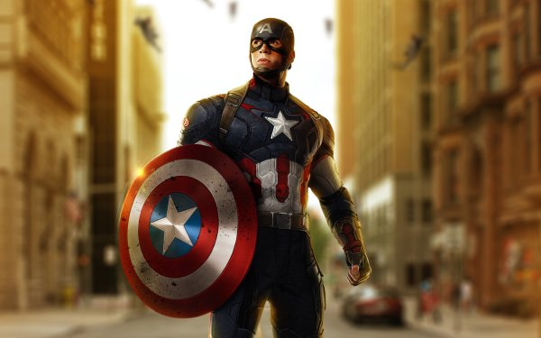 Movie Avengers: Age of Ultron The Avengers Captain America HD Wallpaper   Background Image