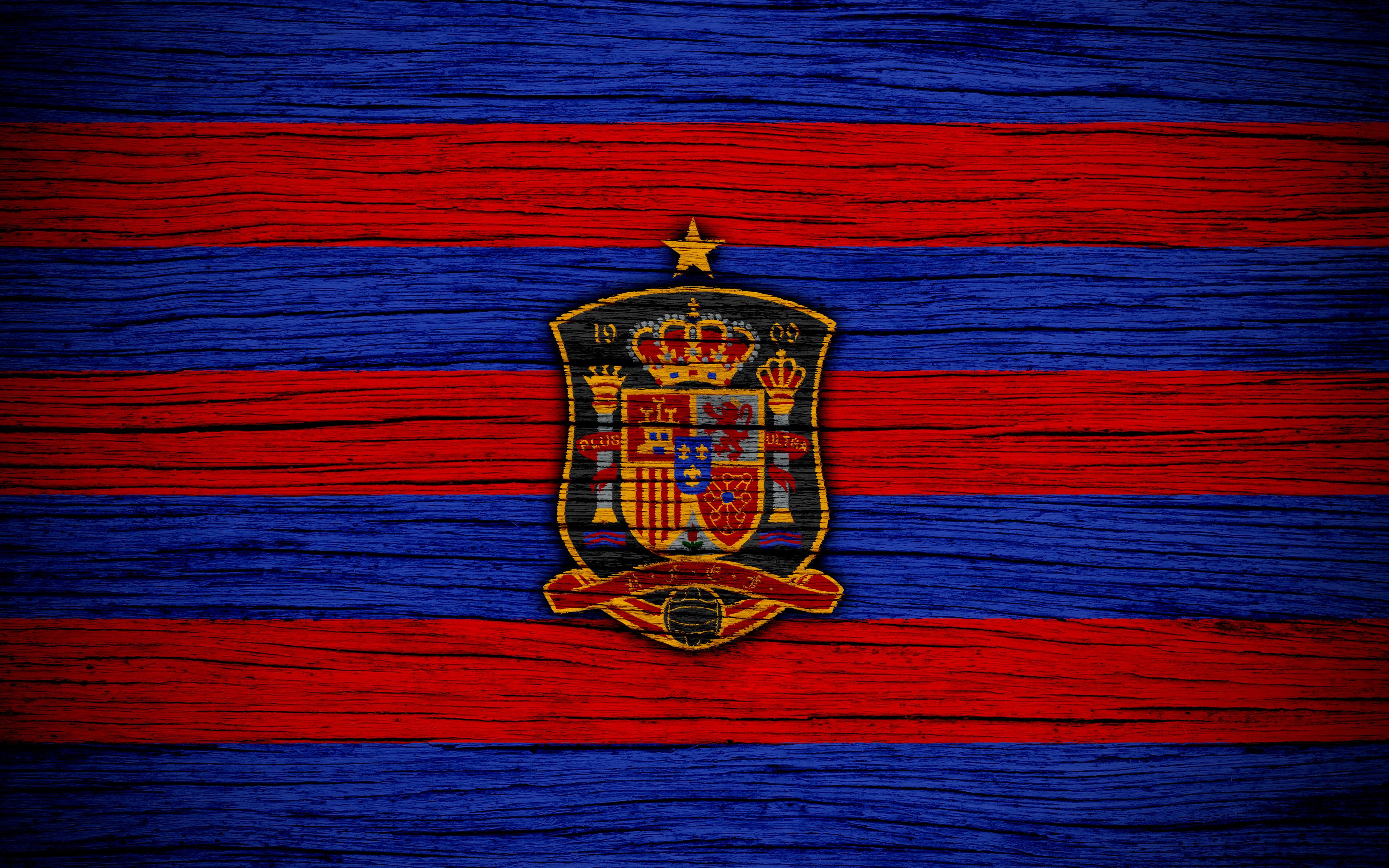 Spain National Football Team 4k Ultra HD Wallpaper