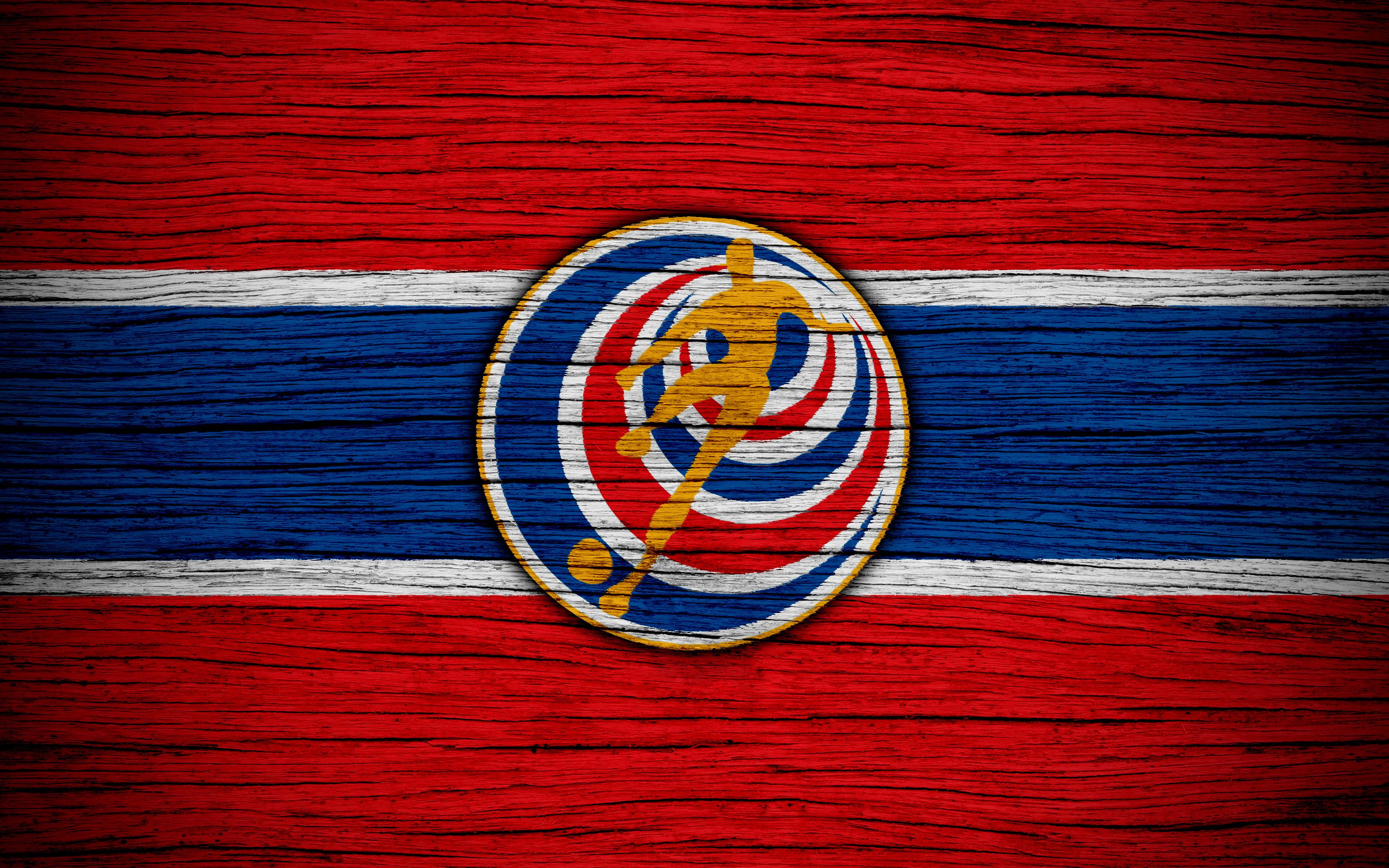 Costa Rica National Football Team 4k Ultra Hd Wallpaper