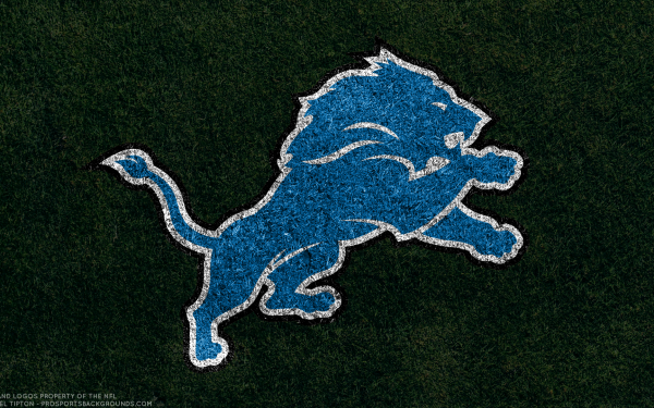 Sports Detroit Lions Football Logo Emblem NFL HD Wallpaper | Background Image