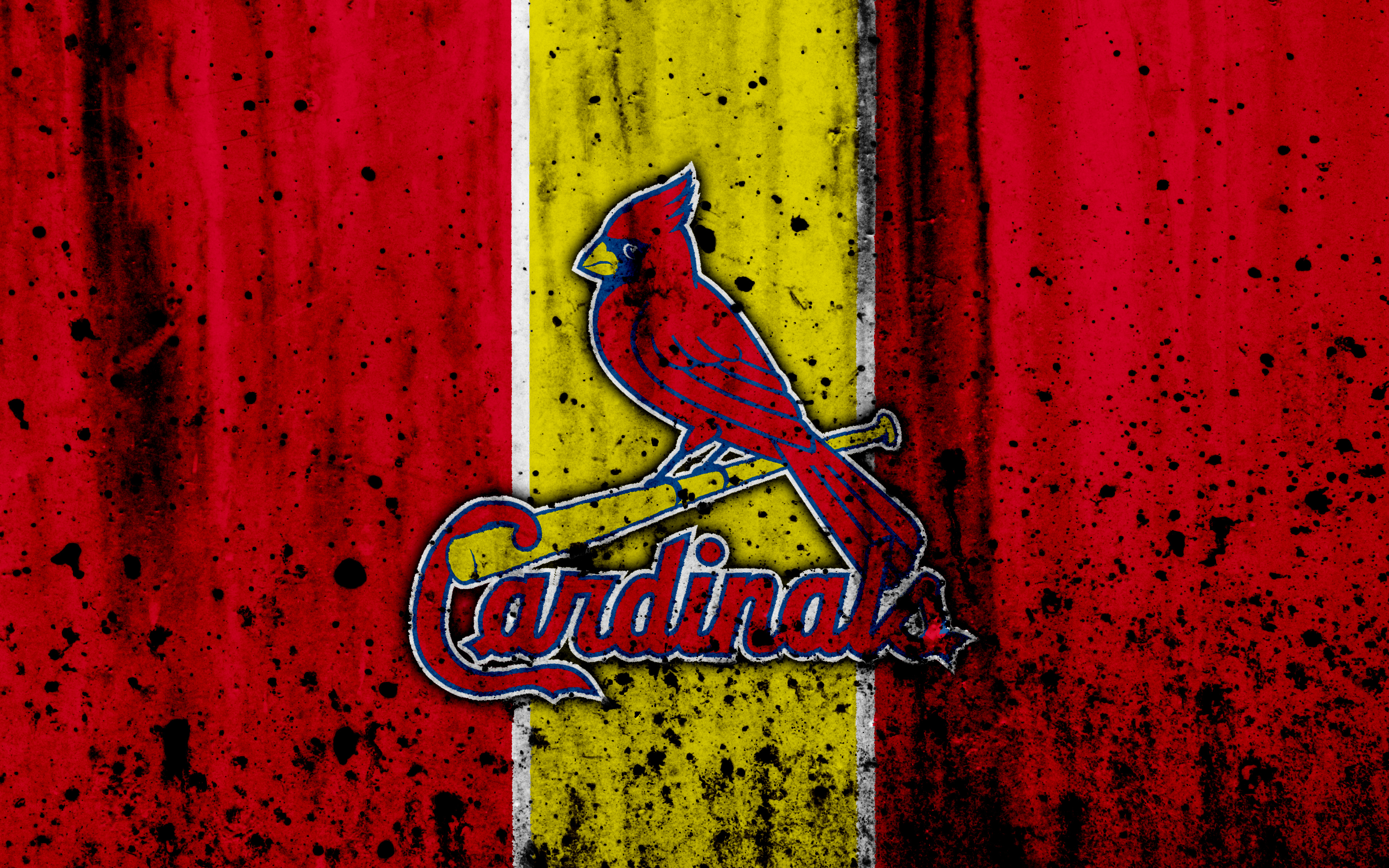 St Louis Cardinals 4k Ultra Hd Wallpaper Background Image