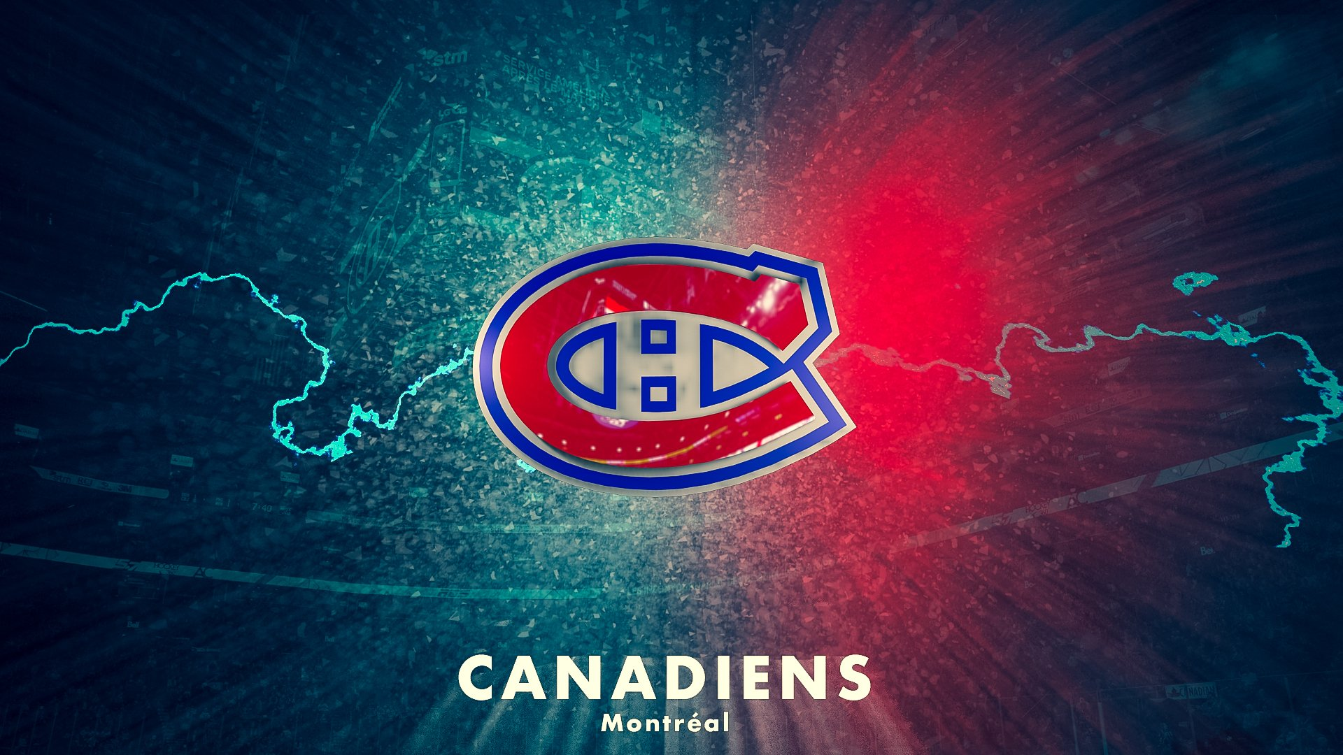 Montreal Canadiens Hd Wallpaper Background Image 1920x1080 Id 982673 Wallpaper Abyss