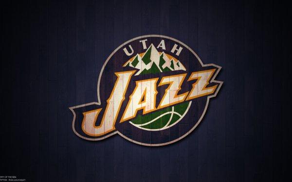 Sports Utah Jazz Basketball NBA Emblem HD Wallpaper | Background Image