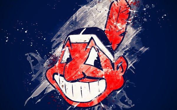 Sports Cleveland Indians Baseball MLB Logo HD Wallpaper | Background Image