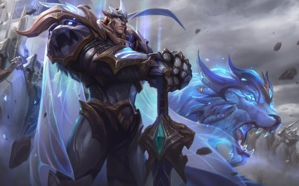 Video Game League Of Legends Garen HD Wallpaper | Background Image