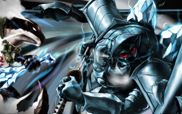Anime Overlord Cocytus Zaryusu Shasha HD Wallpaper | Background Image