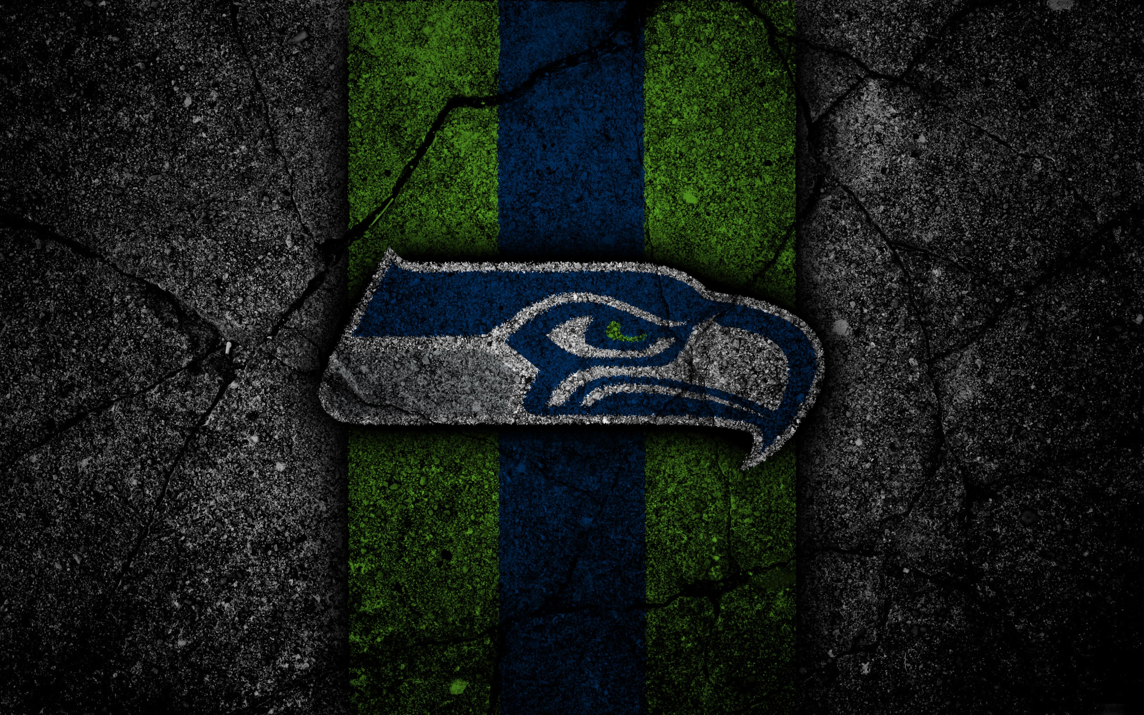 Seattle Seahawks 4k Ultra Hd Wallpaper Background Image 3840x2400 Id 988631 Wallpaper Abyss